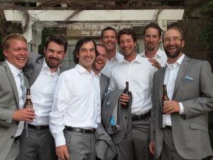 Gerrit's wedding