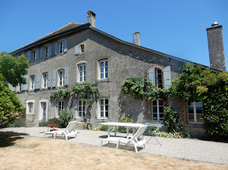 Our beautiful chateau.  Thanks again Annie Umbricht and family for your kindness and generosity.